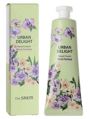 СМ Urban Delight Крем для рук Urban Delight Hand Cream Musk Fantasy