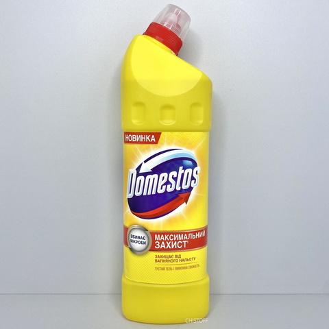 Гель для чистки унитаза Domestos 1 л