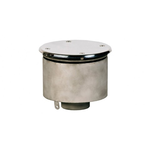 Водозабор с антивихр. крышкой д.165х100 (плитка) G2,5