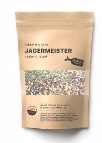 Набор специй Hot Rod для ликера Jagermeister (3,5 л)