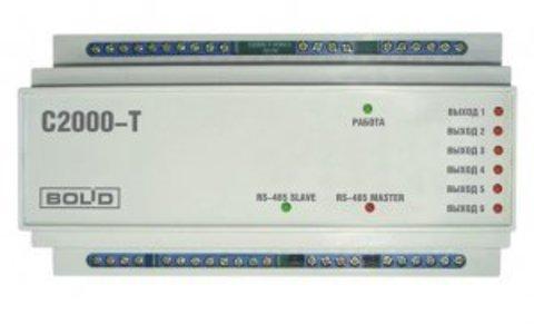 Контроллер технологический С2000-Т