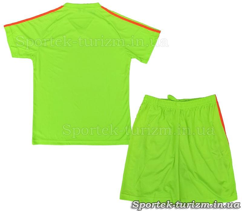 Вид сзади на футбольную форму SP-Sport Glow CO-703B_LG
