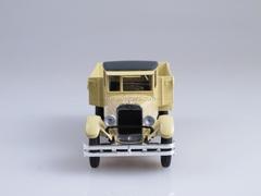 ZIS-5 board beige 1:43 Nash Avtoprom
