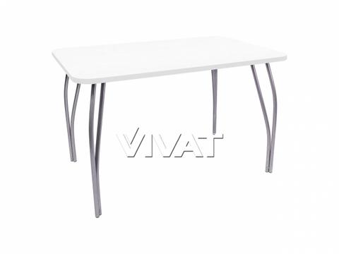 Стол обеденный прямоугольный LС (OC-11) Белое дерево