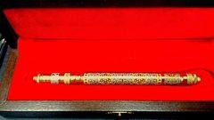 Подарочная ручка с колпачком №2