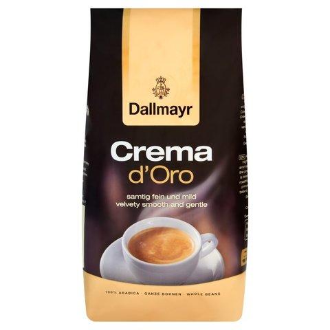 Кофе Dallmayr Crema d'Oro в зернах 1 кг
