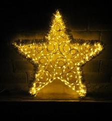 Световая Звезда плоская
