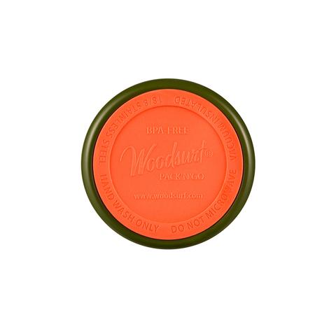 Термокружка Woodsurf Quick Open (0,48 литра), зеленая