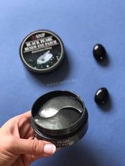 Гидрогелевые патчи для области вокруг глаз с экстрактом жемчуга  SNP Black Pearl Renew Eye Patch