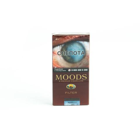 Сигариллы Moods Filter 5 шт