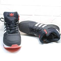 мужские кроссовки зимние ботинки adidas