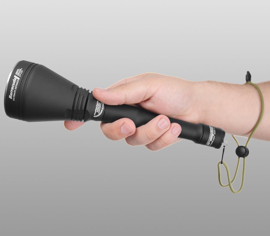Поисковый фонарь Armytek Barracuda (тёплый свет) - фото 2