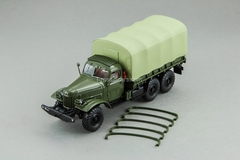 ZIL-157K with a winch and awning DIP 1:43