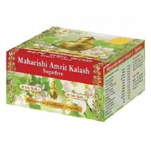 Maharishi Ayurveda Amrit Kalash / Амрит Калаш, 60 таб. + 60 таб.