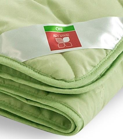 Одеяло стеганое бамбуковое Тропикана 140x205 Mollie