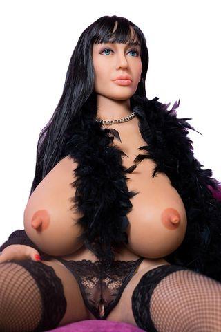 Мега реалистичная секс-кукла Julietta