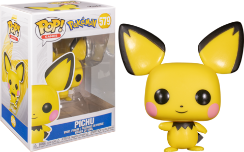 Фигурка Funko Pop! Games: Pokemon - Pichu