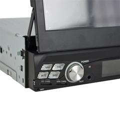 Магнитола 1DIN с выдвижным экраном Android 9.0 4/64GB IPS DSP модель KD-8600-PX5