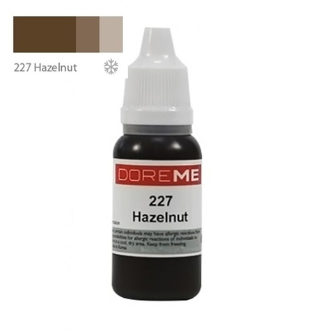 #227 Hazelnut DOREME