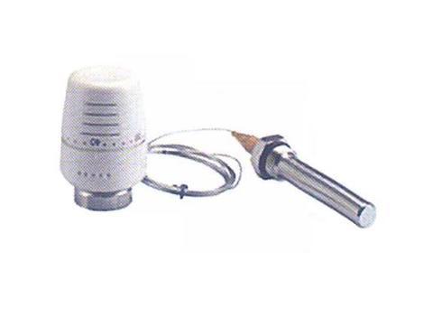 Термоголовка с погружным датчиком диапазон регулировки 20 - 60°C, длина трубки 2 м