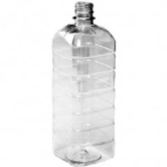 Ёмкость 1 л. (ПЭТ тара) для налива масла