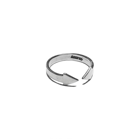 Ring Gravity, Sterling Silver
