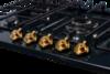 Варочная панель Kuppersberg FV9TGRZ ANT Bronze
