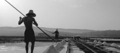 Соль морская крупная НЕйодированная 1 кг (Словения)