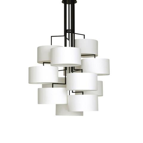 Потолочный светильник копия Noon 12 by Zeitraum (белый)