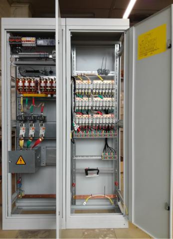 Шкаф наружного освещения  ВРШ НО М16