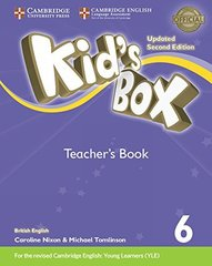 Kid's Box UPDATED Second Edition 6 Teacher's Book