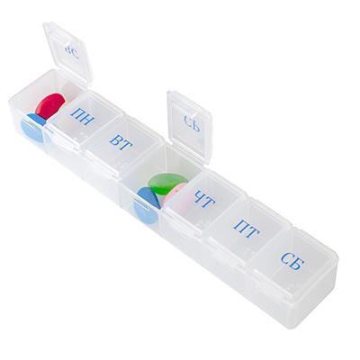 Контейнер для таблеток Barry 68056