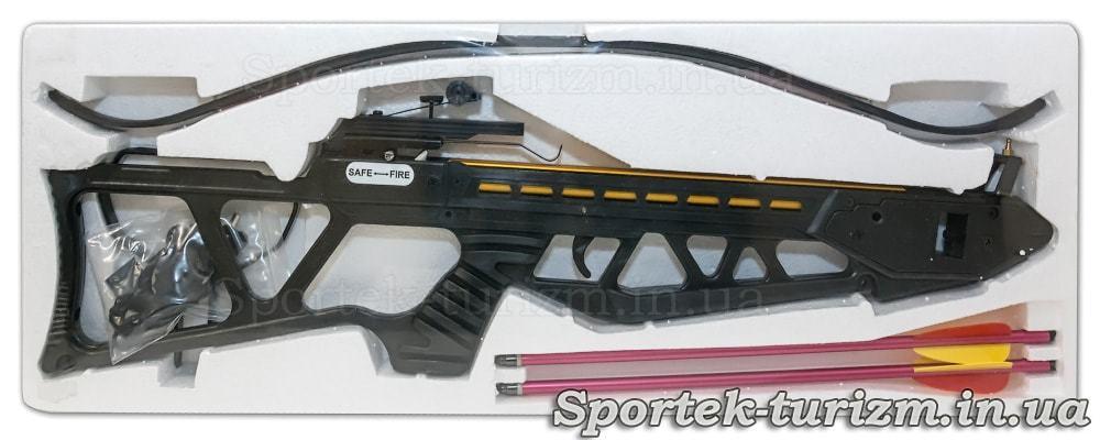 Комплектація арбалета Man Kung MK-120