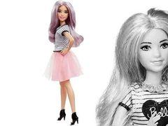 """Кукла Барби """"Модница"""" 54, (Розовая юбочка)"""