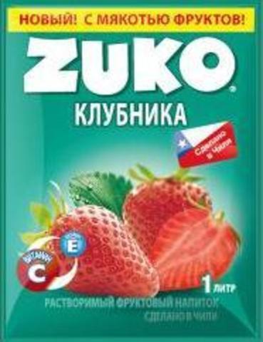 ZUKO 'Клубника', 25г