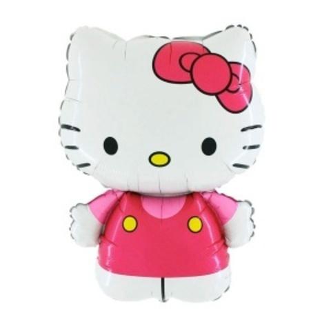 FM Фигура гр.4 И-338 Hello Kitty розовая 67см X 49см