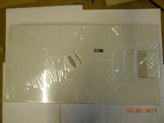 Дверка морозилки в сборе  для холодильников индезит