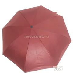 Премиум зонт-наоборот бордовый с цветками п/автомат (откр)