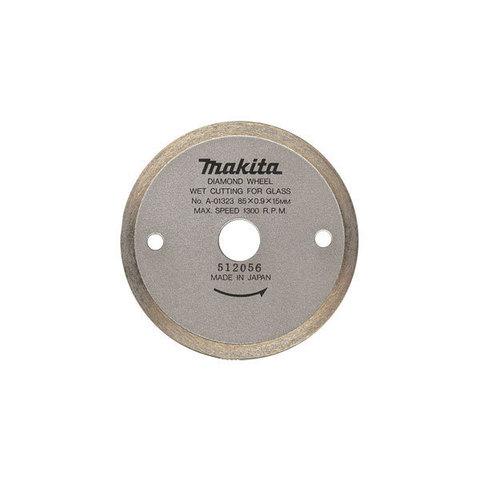 Сплошной алмазный диск Makita 85 мм