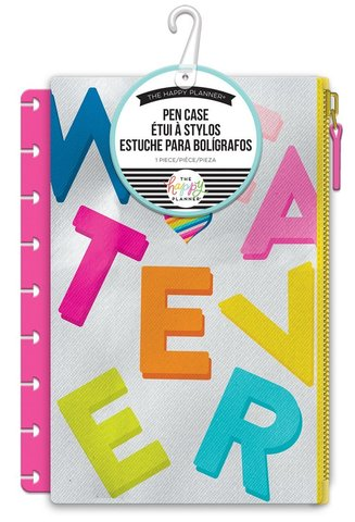 Пенал Happy Planner Snap In Pen Case - Whatever!