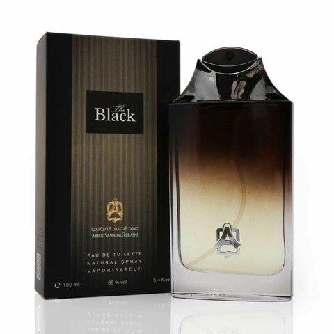 AL HAJAR AL ASWAD-THE BLACK / Аль Хаджар Аль Асвад -Черный Камень 100мл
