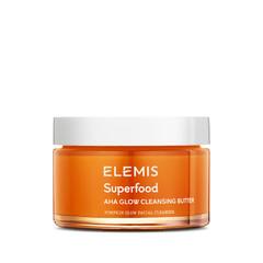 Elemis Маслянистый очиститель для сияния кожи Superfood AHA Glow Cleansing Butter