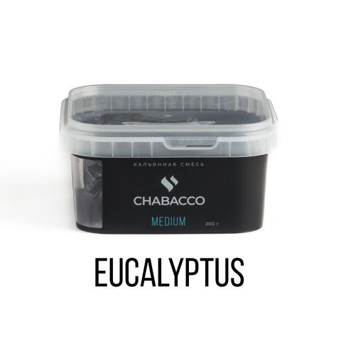 Чайная смесь Chabacco Medium - Eucalyptus (Эвкалипт) 200 г
