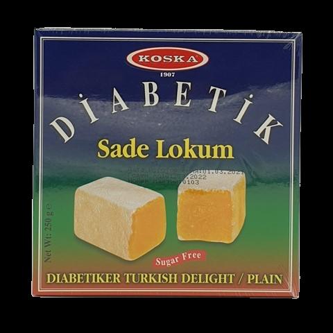 Лукум классический без сахара KOSKA, 250 гр