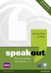speakout Pre Intermediate Workbook with Key and...