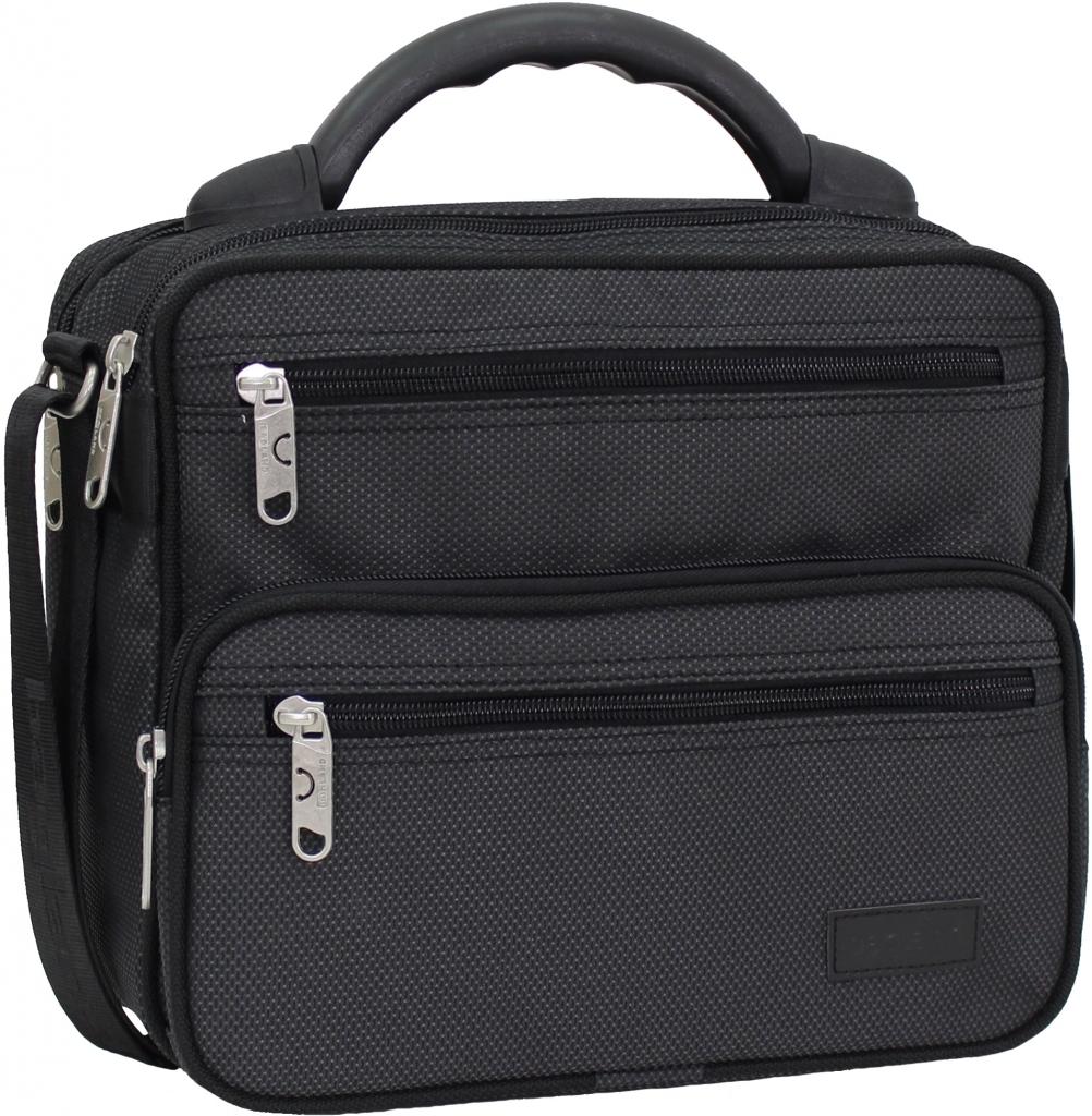 Сумки через плечо Мужская сумка Bagland Mr.Braun 8 л. Чёрный (00240169) b90c46963248e6d7aab1e0f429743ca0.JPG