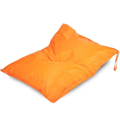 Бескаркасное кресло «Подушка», Оранжевый