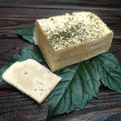 Сыр Халлуми из козьего и коровьего молока для жарки / 200 гр