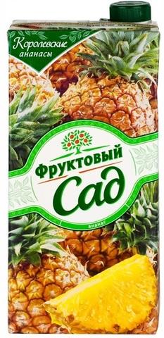Сок фруктовый сад ананас МИНИМАРКЕТ
