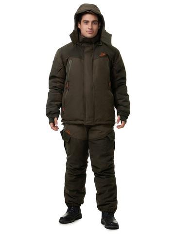 Костюм Горка Фаворит Зима (ткань мембранная Исландия) -40 градусов